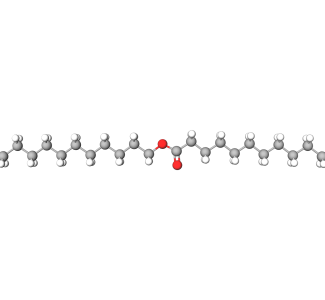 Myristyl myristate (model)
